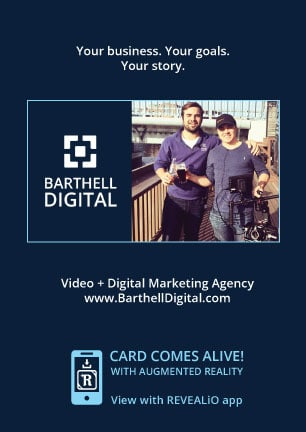 Barthell digital postcard