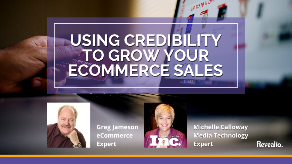 credibility to grow ecommerce sales