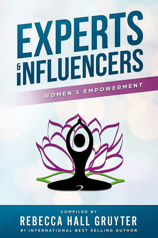 Experts and Influencers - The Woment Empowerment Edition Bood Cover