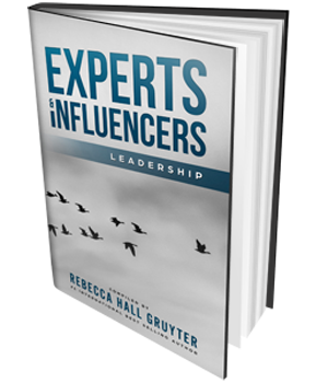 experts and influencers book cover