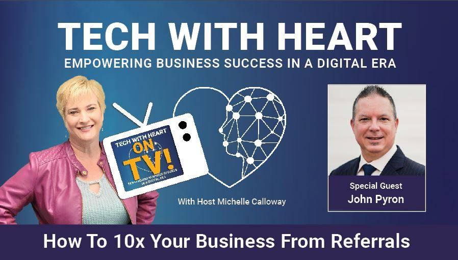 john pyron on tech with heart