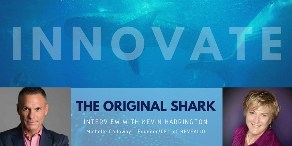 Innovate with Kevin Harrington and Michelle Calloway
