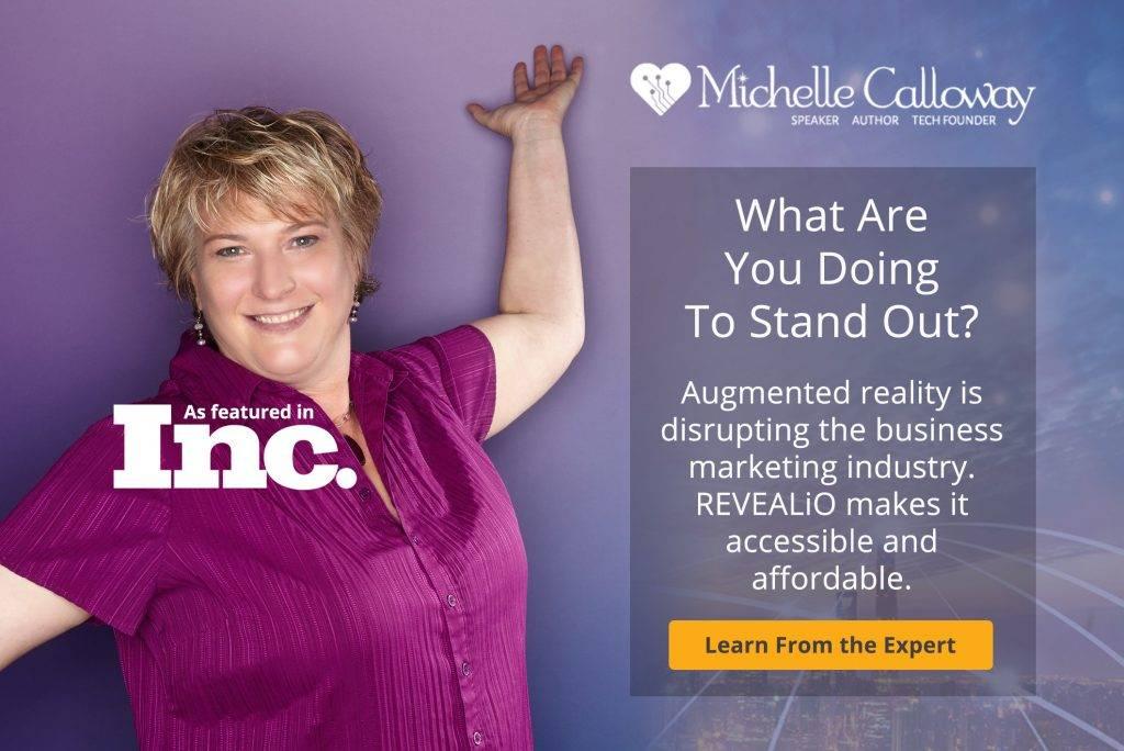 Michelle Calloway - CEO of REVEALiO