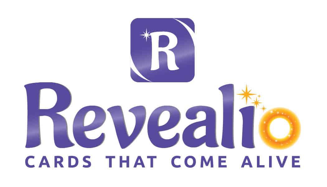 Revealio business card