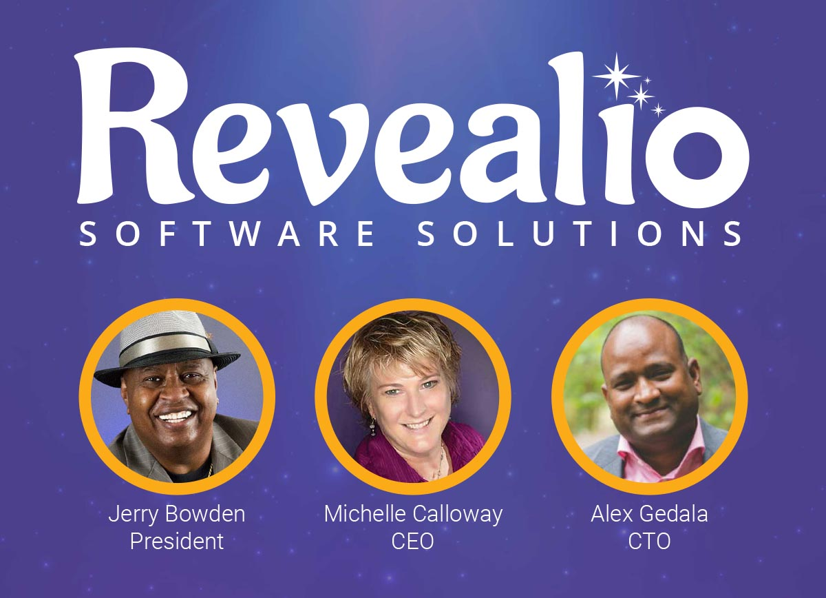 revealio software solutions promo