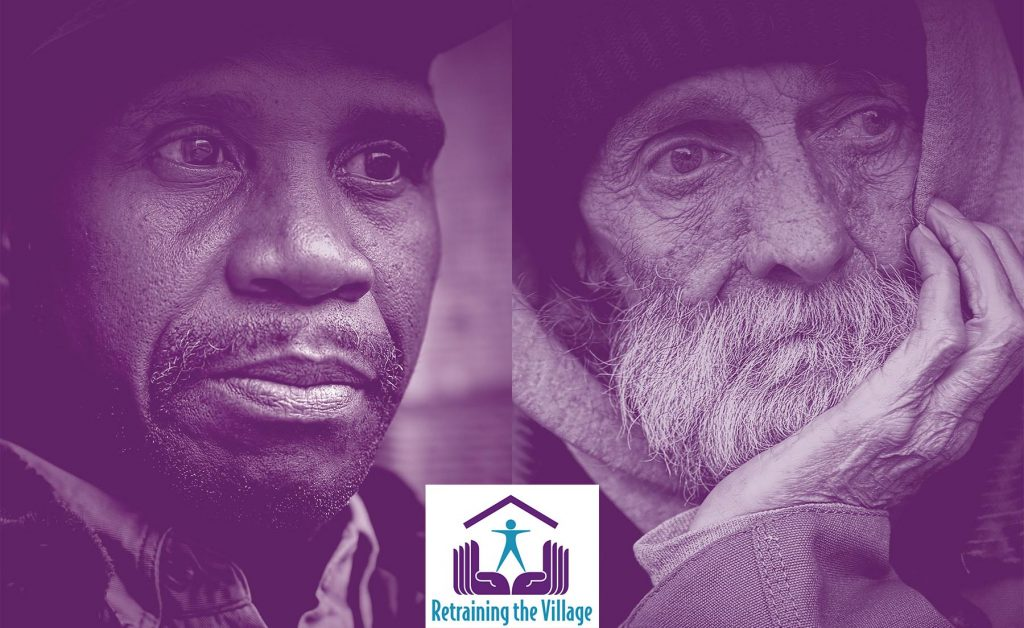 Retraining The VIllage - Reentry services for homeless men