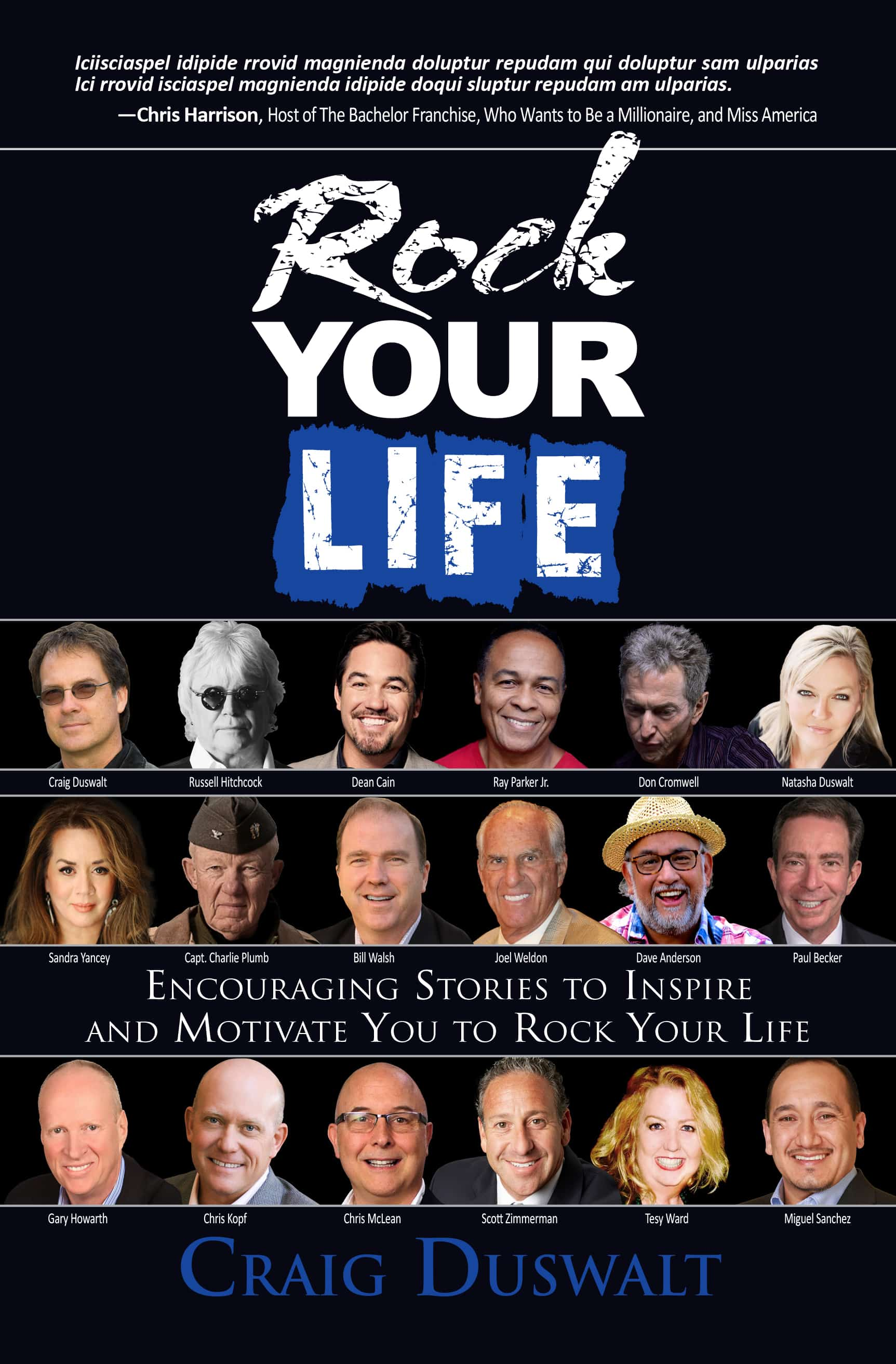rock your life book