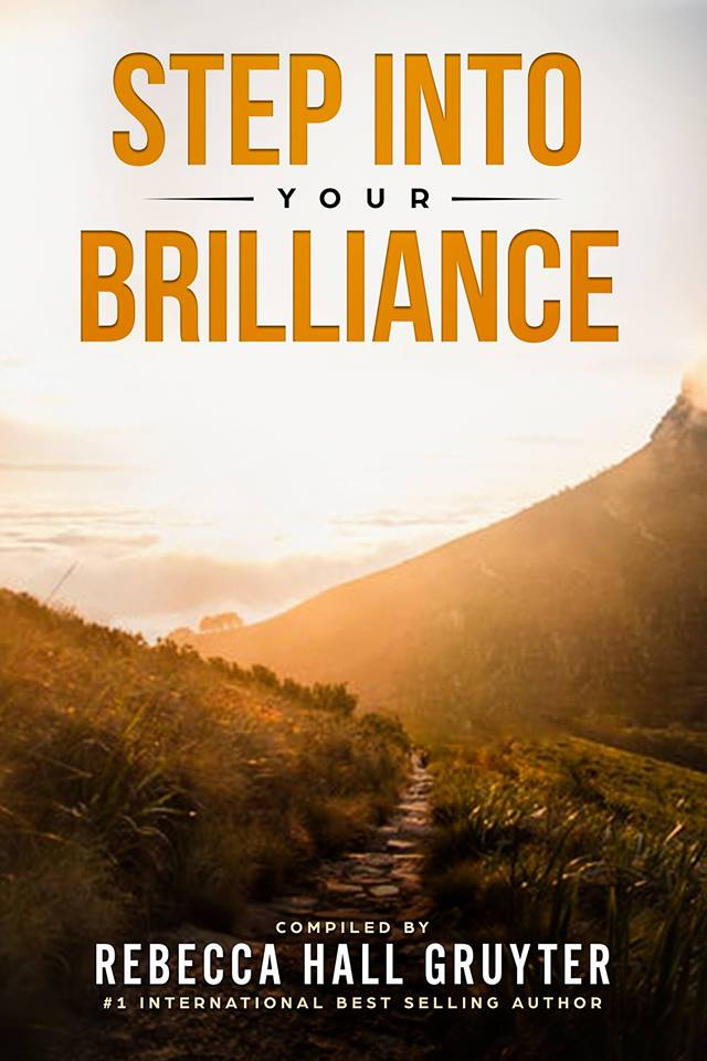 Step Into Your Brilliance Cover Art