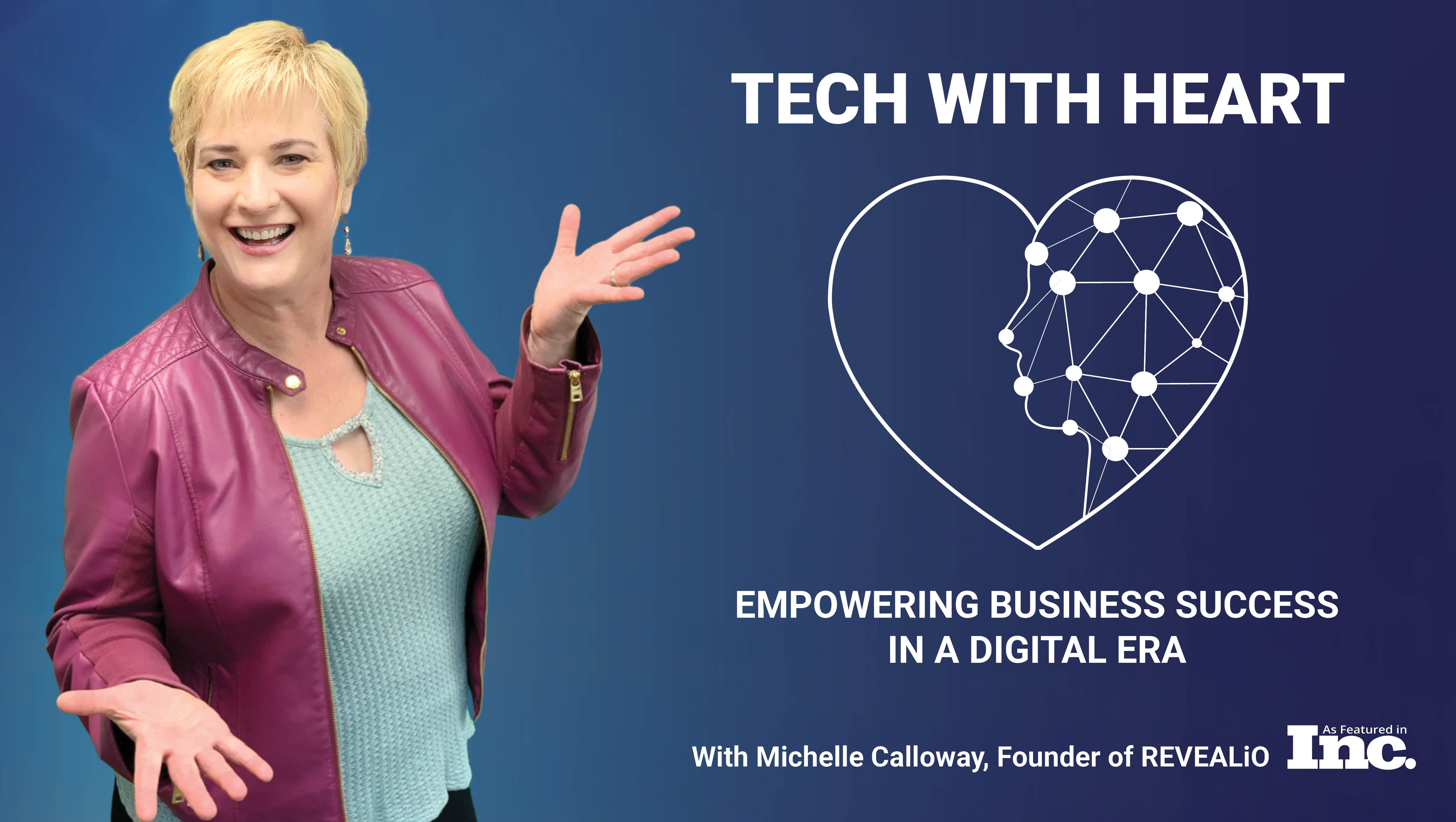Michelle Calloway Founder of Tech WIth Heart Network