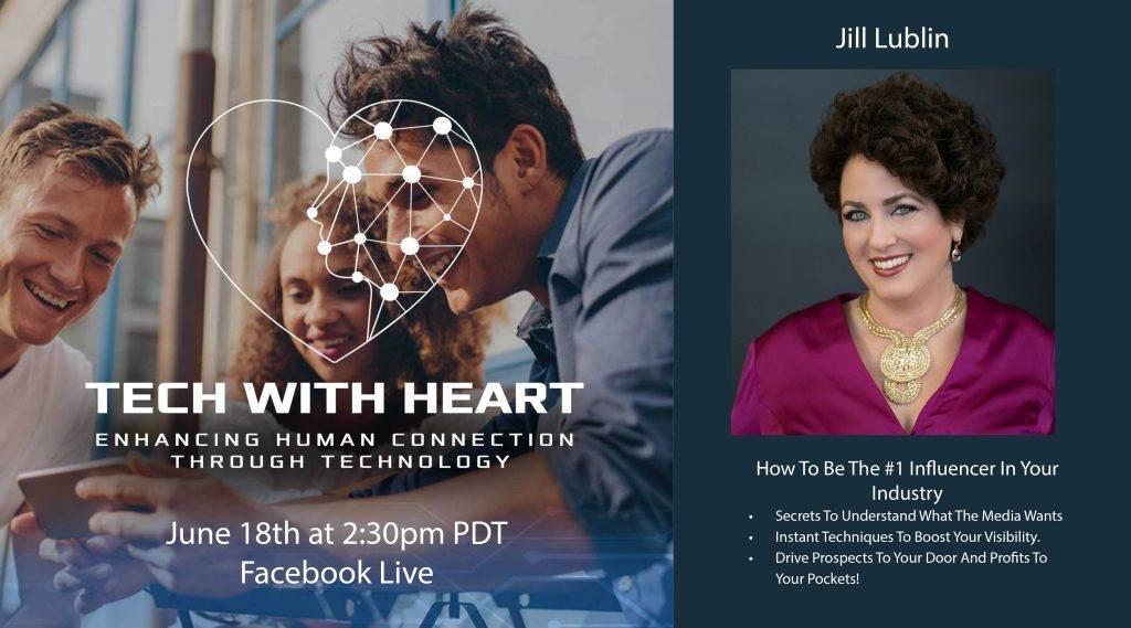 tech with heart jill lublin