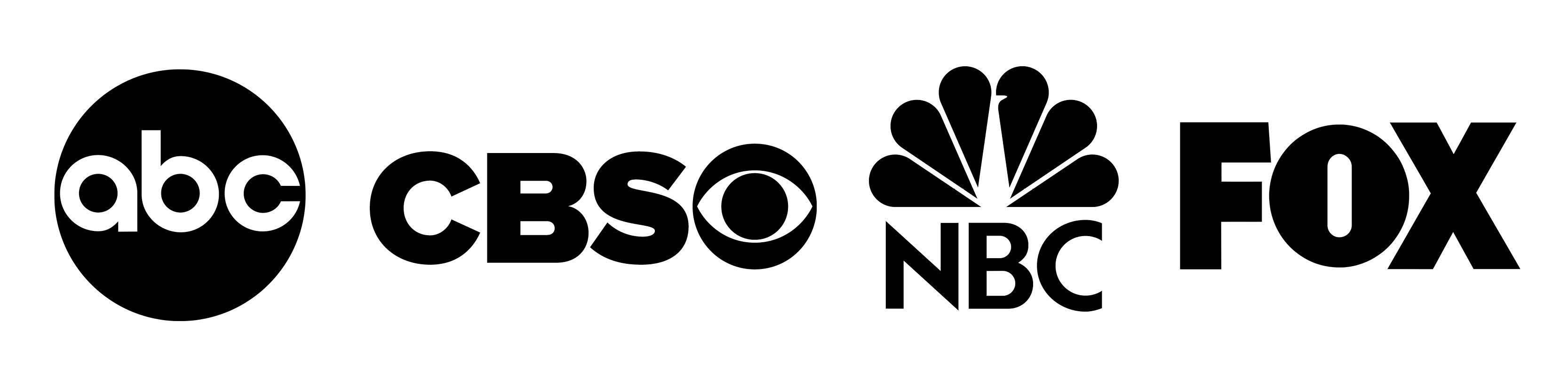 Major News Network Logos