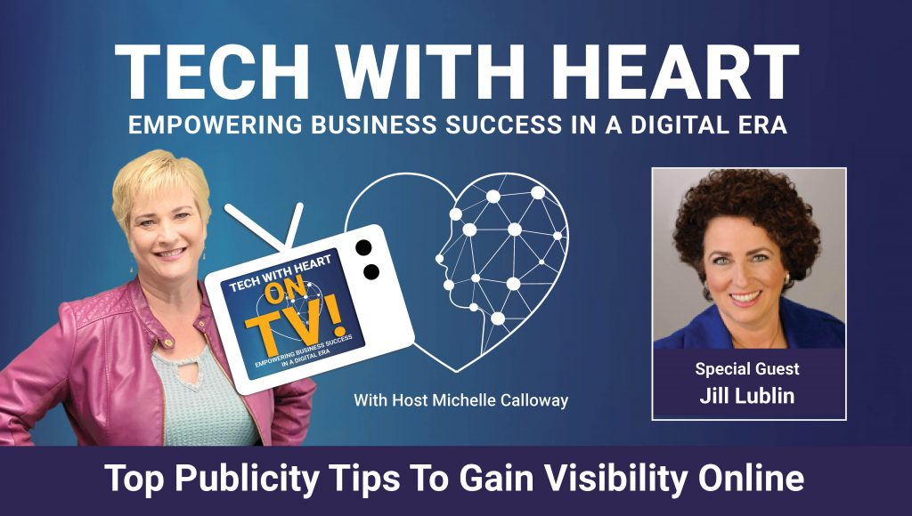 Top Publicity Tips with Jill Lublin