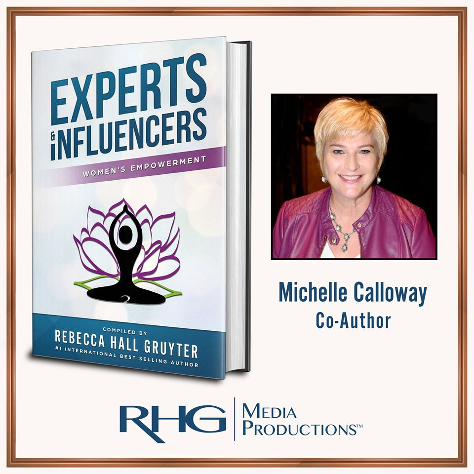 Experts and Influencers - Woment's Empowerment Edition with co-author Michelle Calloway