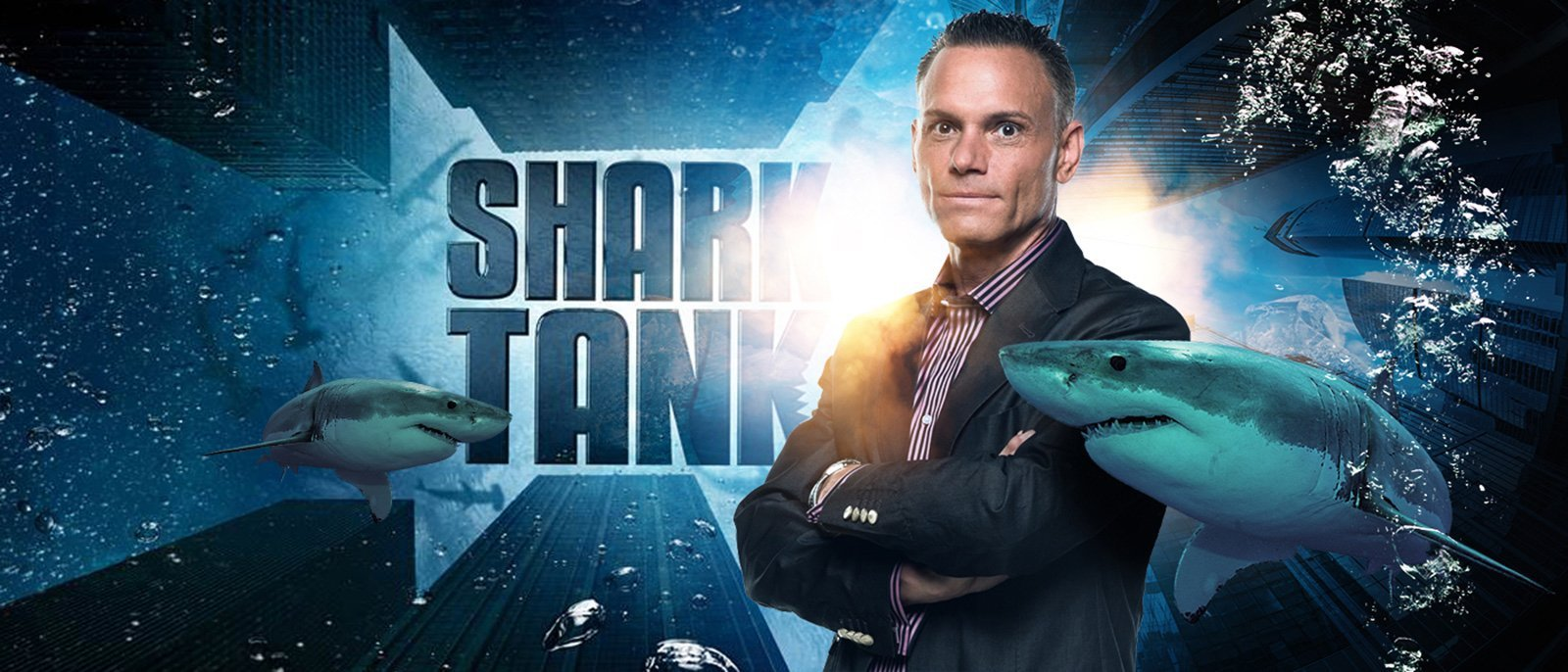 Picture of Kevin Harrington, the original shark on ABC's hit TV show, Shark Tank
