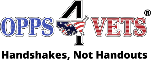 Opps for Vets logo