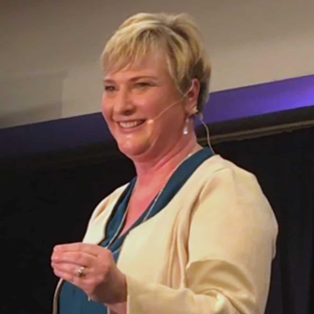 Speaker Michelle Calloway