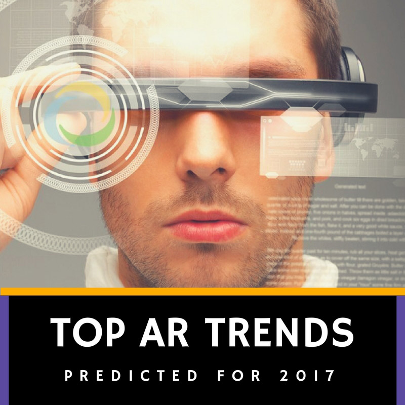 Top Augmented Reality Trends for 2017
